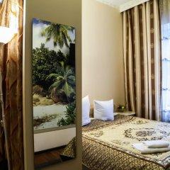 Mini hotel Visit Стандартный номер с двуспальной кроватью (общая ванная комната) фото 3
