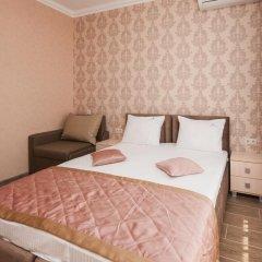 Гостиница Кристалл Стандартный номер двуспальная кровать фото 14