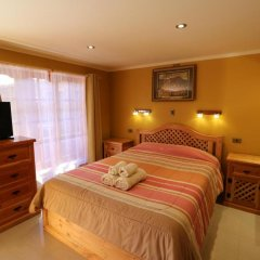 Hotel Corvatsch 2* Стандартный номер с двуспальной кроватью фото 6