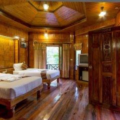 Отель Phu Pha Aonang Resort & Spa 3* Улучшенный номер с различными типами кроватей фото 9