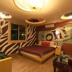 Haeundae Grimm Hotel 2* Стандартный номер с различными типами кроватей фото 5