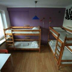 Globetrotter Hostel Кровать в общем номере с двухъярусной кроватью фото 7