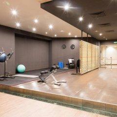 Отель Marinela Sofia фитнесс-зал