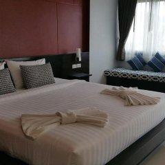 Отель Phuket Airport Place 3* Номер Делюкс с различными типами кроватей фото 6