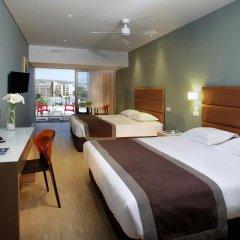 Отель Faros удобства в номере