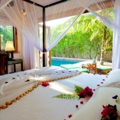 Отель Kuredu Island Resort 4* Вилла с различными типами кроватей фото 18