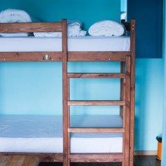 Crazy Dog Hostel Стандартный номер с различными типами кроватей фото 8