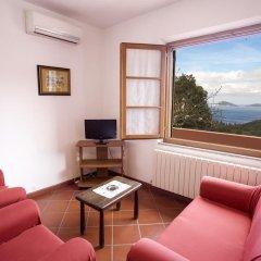 Отель Villino Mare e Natura Проччио комната для гостей фото 4