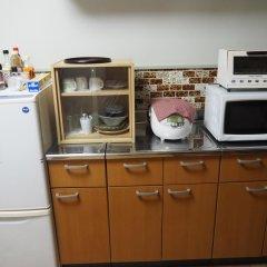 Отель Sudomari Minshuku Friend Якусима питание фото 3