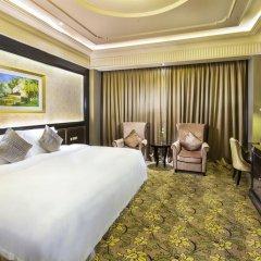 Отель Chateau Star River Guangzhou Peninsula 4* Номер Делюкс с различными типами кроватей фото 2