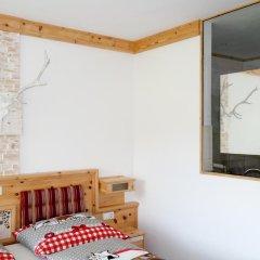 Отель Tischlmühle Appartements & mehr Студия с различными типами кроватей фото 20
