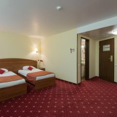 АЗИМУТ Отель Нижний Новгород 4* Стандартный номер с 2 отдельными кроватями