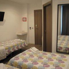 Отель Hostal Abril Стандартный номер с различными типами кроватей фото 12
