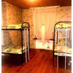 Art-Hostel Rus' Кровать в общем номере с двухъярусной кроватью