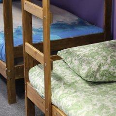 Хостел Достоевский Кровати в общем номере с двухъярусными кроватями фото 42