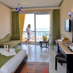 Отель King Tut Aqua Park Beach Resort - All Inclusive комната для гостей фото 3