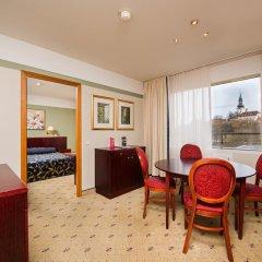Park Inn by Radisson Meriton Conference & Spa Hotel Tallinn 4* Улучшенный номер с различными типами кроватей фото 4