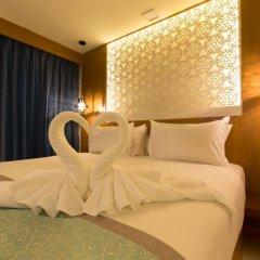 Ansino Bukit Hotel 3* Номер Делюкс двуспальная кровать фото 16