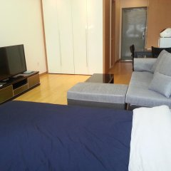 Апартаменты Edencity Apartment Samsung Coex Station комната для гостей фото 4