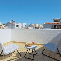 Отель Nobre балкон