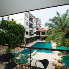 Отель Baan Souy Resort балкон