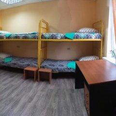 Хостел Home Кровать в общем номере с двухъярусной кроватью фото 43