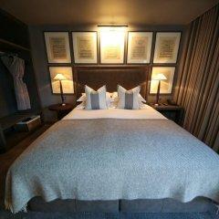 Отель Dakota Glasgow Представительский номер с различными типами кроватей фото 3