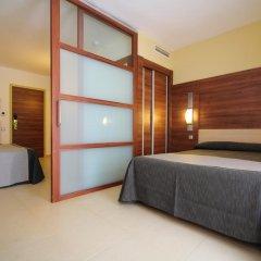 Aqua Hotel Aquamarina & Spa 4* Стандартный семейный номер с двуспальной кроватью фото 3