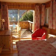 Отель Les Bains комната для гостей фото 5