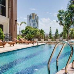 Отель City Garden Pratamnak Condominium By Mr.butler Паттайя бассейн фото 2