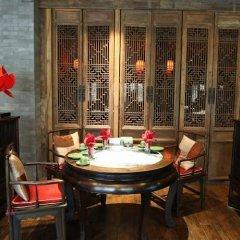 Отель Bell Tower Hotel Xian Китай, Сиань - отзывы, цены и фото номеров - забронировать отель Bell Tower Hotel Xian онлайн балкон