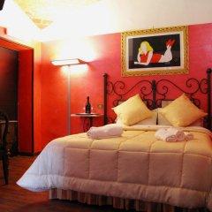 Отель Salaria Luxury Suites Италия, Рим - отзывы, цены и фото номеров - забронировать отель Salaria Luxury Suites онлайн комната для гостей фото 4