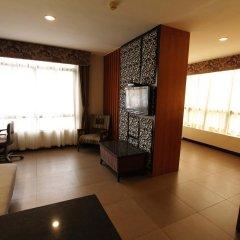 Отель Fuente Oro Business Suites 3* Люкс с различными типами кроватей фото 2