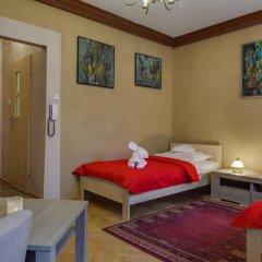 Отель Dom Aktora 3* Стандартный номер с различными типами кроватей фото 3