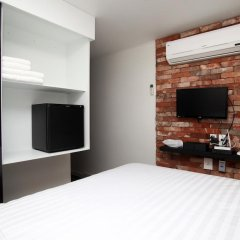 K-POP HOTEL Dongdaemun 2* Стандартный номер с двуспальной кроватью