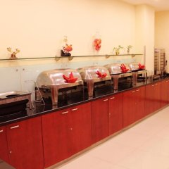 Отель Hanting Express Chongqing College Town Branch питание фото 3