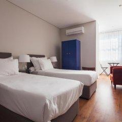 Отель B The Guest Downtown 3* Улучшенный номер разные типы кроватей фото 3