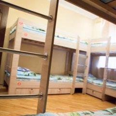 Like Hostel Коломна Кровать в общем номере с двухъярусной кроватью фото 15