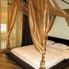 Мост Сити Апарт Отель 3* Улучшенные апартаменты двуспальная кровать фото 19