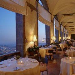 Отель Belmond Villa San Michele Фьезоле питание