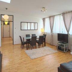 Отель Lodge-Leipzig 4* Апартаменты с различными типами кроватей фото 21