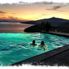 Villa Valo Турция, Калкан - отзывы, цены и фото номеров - забронировать отель Villa Valo онлайн бассейн фото 3