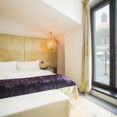 Гостиница So Sofitel St Petersburg 5* Номер SO Lofty с двуспальной кроватью