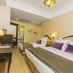 Meroddi Bagdatliyan Hotel 3* Номер Делюкс с различными типами кроватей фото 4