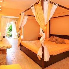 Отель Antigoni Beach Resort 4* Полулюкс с различными типами кроватей фото 7