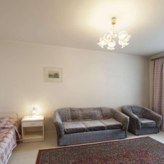 Гостиница Царицыно Стандартный номер 2 отдельными кровати (общая ванная комната)