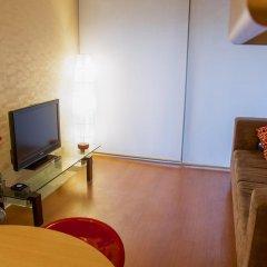 Отель Chilean Suites Centro Апартаменты с различными типами кроватей фото 5