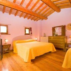 Отель La Casetta del Glicine Сан-Джиустино комната для гостей фото 3