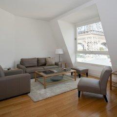Отель Résidence Charles Floquet 2* Апартаменты с различными типами кроватей фото 21