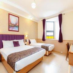 Eurotraveller Hotel Premier Tower Bridge 3* Стандартный номер с различными типами кроватей фото 2